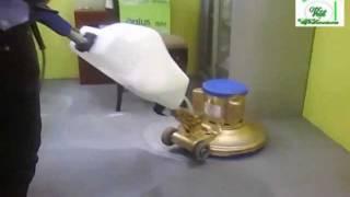 [Dich vu ve sinh cong nghiep Hoan My] Video