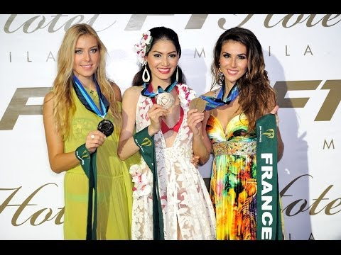 Miss Earth 2013 Swimsuit/Resort Wear Finals
