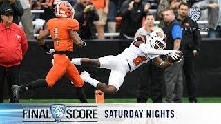 Recap: Oregon State football dominates Idaho State with defense