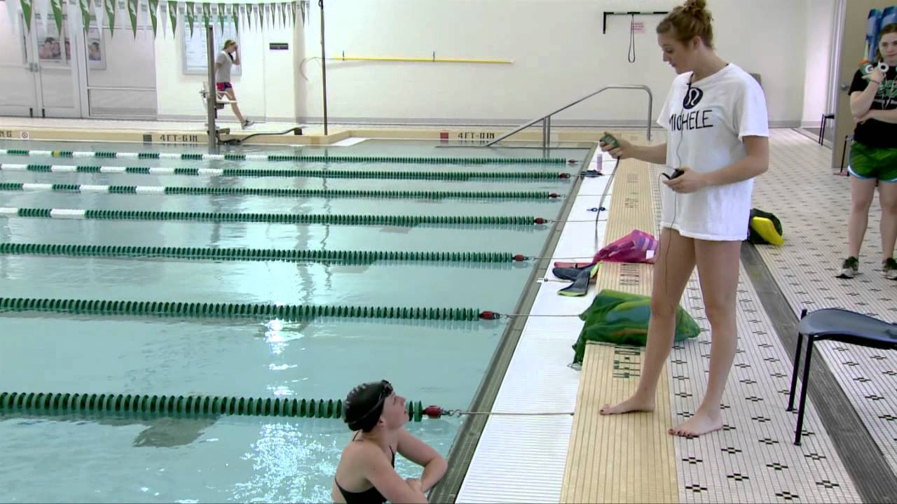 Sh T My Coaches Say Unt Swimming Youtube