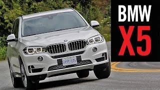 BMW X5 XDrive 50i THE ESSENTIALS ROAD TEST