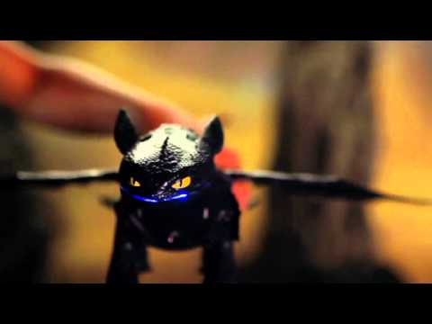 Giant Fire Breathing Toothless and the world of DreamWorks Dragons Toys