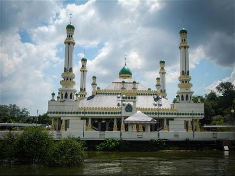 Bandar City in Brunei - Day 20 | HD |