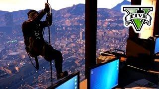 GTA 5 BIG BaNK Job Live Stream GTA V Trevor VS Michael