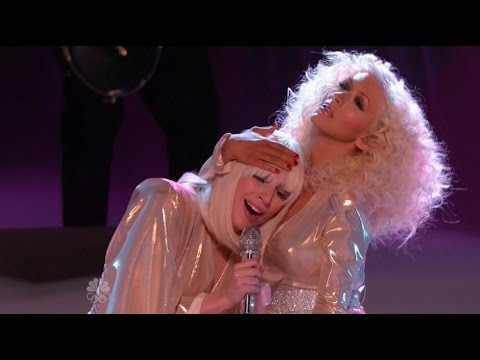 Lady Gaga ft. Christina Aguilera - Do What U Want (The Voice 2013 Finale)