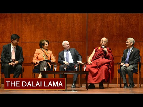 His Holiness the Dalai Lama's Opening Prayer at the US Senate