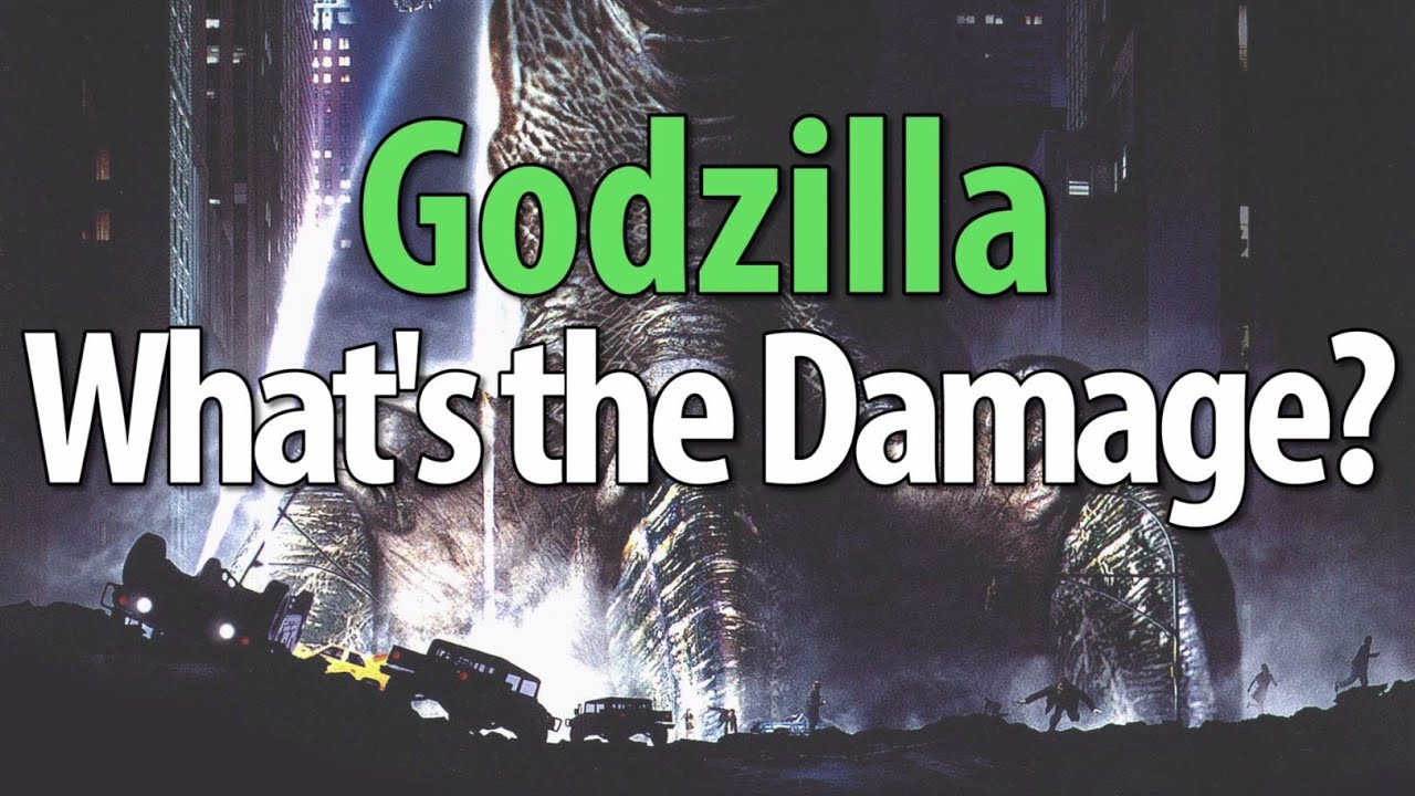 What's The Damage - CinemaSins & Vsauce 3 Celebrate Godzilla - YouTube