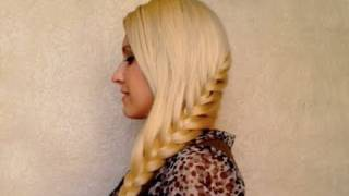 French Braid Tutorial: How To Braid Your Own Hair Everyday