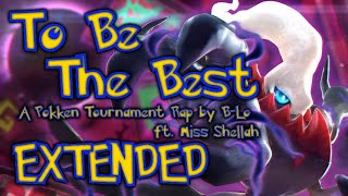 Pokken Tournament Rap (Extended Edition) by B-Lo and Miss Shellah