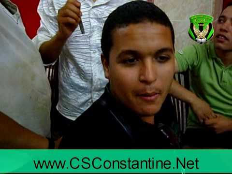 Le forum des supporters du CS Constantine