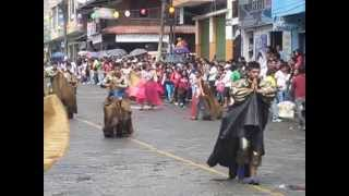 Danza de la CCE, Núcleo de Morona Santiago
