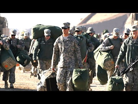 American Troops Back To Iraq - Here We Go Again