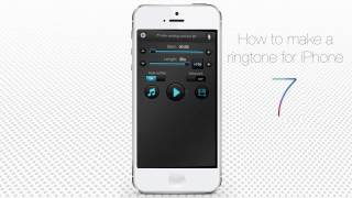 How To Make Ringtone For IPhone