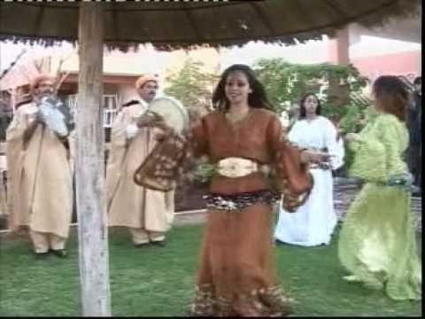 Marokko Temsamane Al Hoceima. najat alhoceima 2008 3 6:53