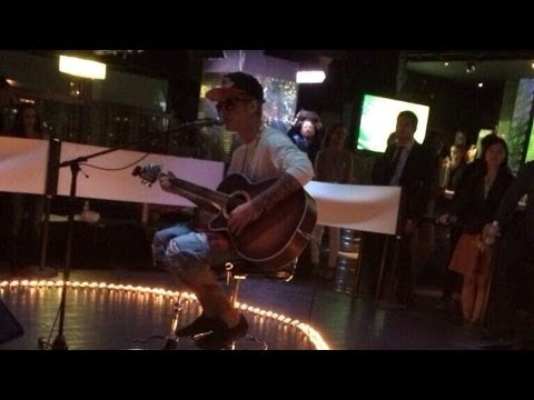 Justin Bieber Performing at VS Nightclub in Tokyo, Japan!