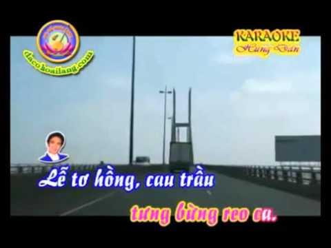 karaoke..Hát với.Thanh Liêm : Vọng Kim Lang