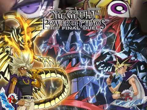 Yu-Gi-OH! Power of Chaos Huge Attack Point  42000