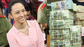 Choáng với số tiền mà Hoa hậu Phương Nga được bồi thường khi được tòa tuyên vô tội