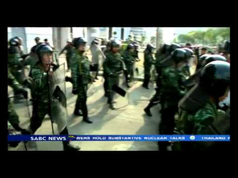 Thai protesters rally against PM after deadly Bangkok clashes