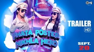 Phata Poster Nikhla Hero I Official Trailer 2013