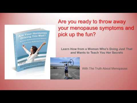 flirting moves that work for menopause pain relief video
