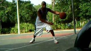 Streetball Tricks, Moves, Shooting Practice 1 On 1 And 1