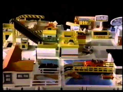 micro machine commercial
