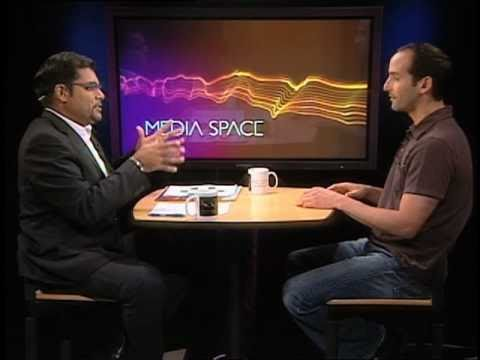 Media Space - Episode 2: Elan Lee, Founder/Chief Designer at Fourth Wall Studios