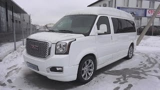 2014 Chevrolet Express. Start Up, Engine, and In Depth Tour.. MegaRetr