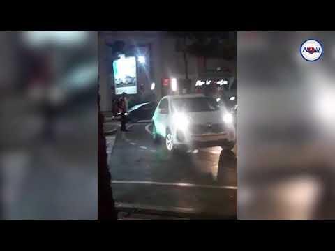 مظاهر احتفال البيضاويين بعد فوز المغرب