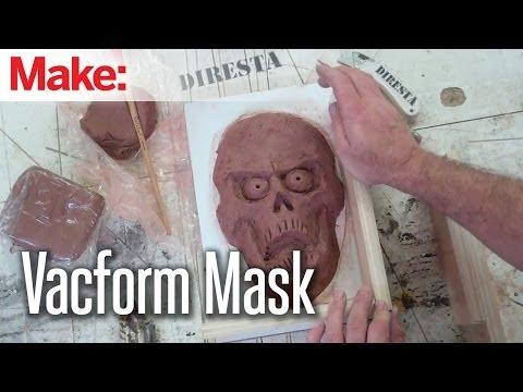 DiResta: Vacuum FormedMask