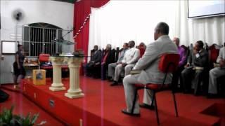 Jogral De Aniversario Do Pastor