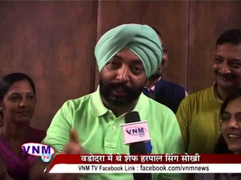 Food Food Channels Chef Harpal Singh Sokhi In Vadodara 14 06 14