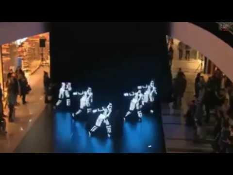 Nhảy Đèn Led Hay Nhất 2015, Cực Kỳ Khó hiểu