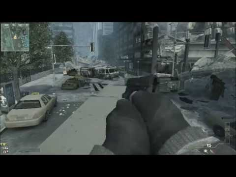 Throwback To 2011 MW3 Jumps and Strafe Jump Montage (MW3)