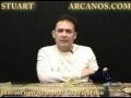 Video Horóscopo Semanal CAPRICORNIO  del 5 al 11 Septiembre 2010 (Semana 2010-37) (Lectura del Tarot)