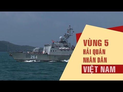 Sức mạnh Hải quân Việt Nam: Vùng 5 Hải quân | Phim tài liệu