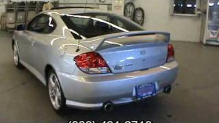 2008 Hyundai Tiburon VS 2010 Genesis Coupe In Depth Review and Comparison, Start Up, and Exhausts videos