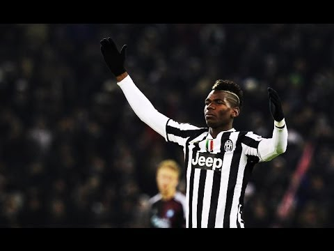 Paul Pogba ● Complete Midfielder ● Skills, Assists & Goals 2013/14 ||HD||
