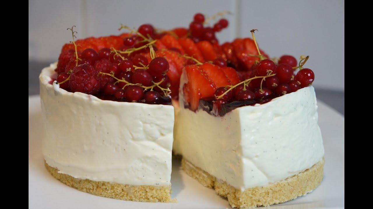 recette du cheesecake facile sans cuisson vanille et. Black Bedroom Furniture Sets. Home Design Ideas