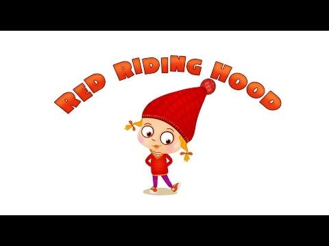 Mášine rozprávky - Červená čiapočka (Anglicky)