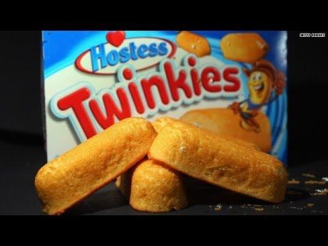 Sweet birthday! Twinkies turn 84!