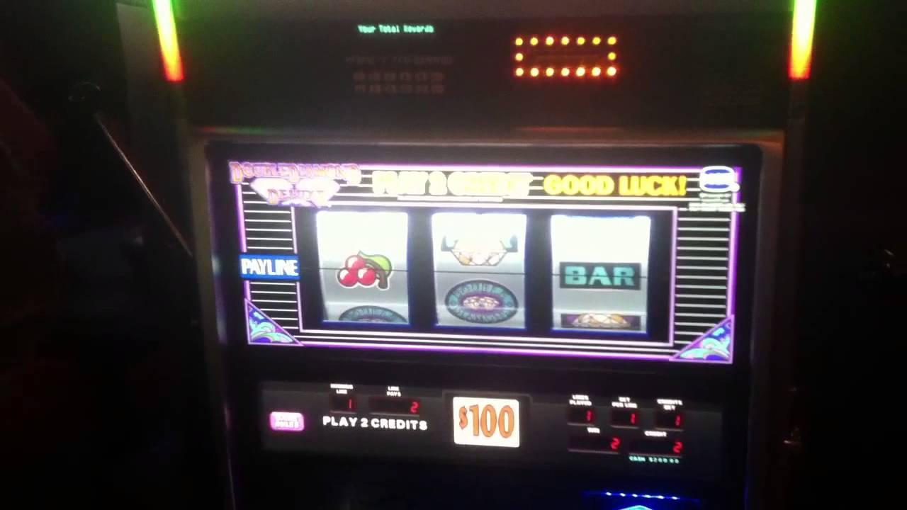 100 dollar slot machine wins