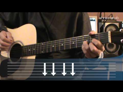 Como tocar De que me sirve la vida Camila en Guitarra (HD) Tutorial