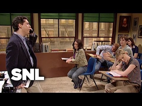 Plagiarism - Saturday Night Live