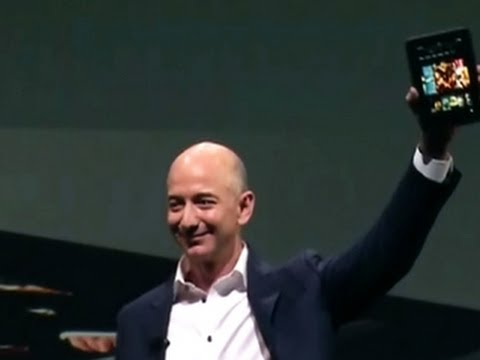 Amazon CEO Jeff Bezos management style revealed in new book