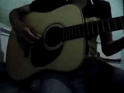 Nếu anh là em - bích phương ( cover guitar vang)