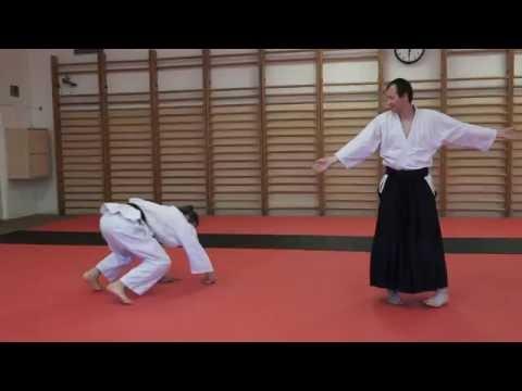 Aikido Falling Leaf Ukemi