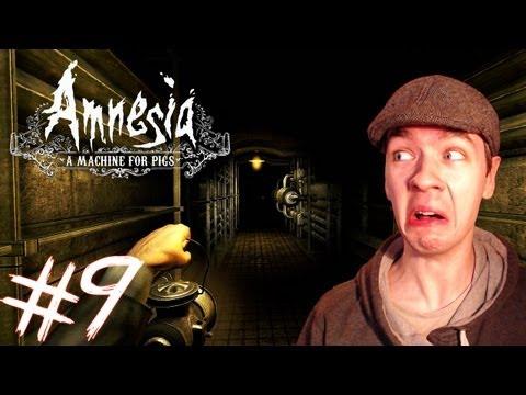 Amnesia: A Machine for Pigs - Part 9 | MEET THE MACHINE | Gameplay Walkthrough