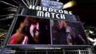 Wrestlemania 22 Match Card